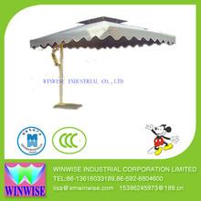 sol ws11129 jardín paraguas sombrilla