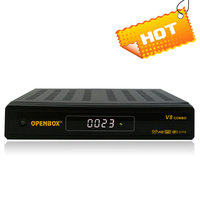 hd internet digital receiver blackbox 500 satellite receiver openbox V8 combo universal garage door receiver transmitter