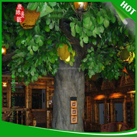 factory outlets artificial plant with roots