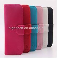 Flip Wallet Folio Leather Credit Card Holder Case Cover For Samsung Galaxy s3 i9300