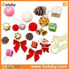 Classic Christmas Tree Hanging Decorations Kit Small Packs,Christmas Tree Hanging Decorations