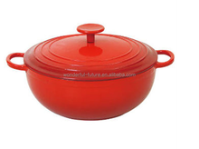 Cast iron enamel cooker,Cast iron enamel pot,Cast iron enamel stock pot,
