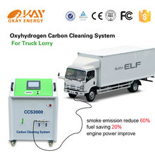 New technology products CCS3000 steam cleaning car engine