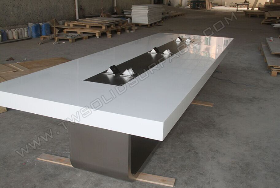 Contemporary modern office furniture conference table design ...