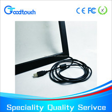 certificated multi point 32 inch to 115 inch interactive usb touch screen digitizer