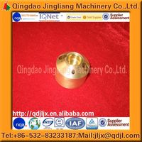 CNC Machining Precision Copper Part with Turning Processing