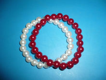 2014 fashion new designed handmade shell pearl bracelets jewelry wholesale