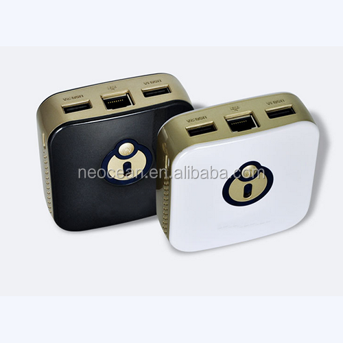 6600mAh USB mobile power intelligent charging Po (Internet WiFi) wireless router,supporting paypal
