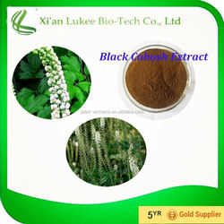 Cimicifuga Racemosa P.E. Black Cohosh Root Extract Powdered Black Cohosh Extract