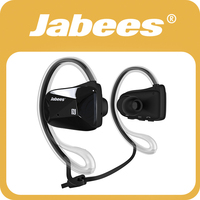 Jabees best Bluetooth V4.1 high quality waterproof sports bluetooth headphone for Iphone 6S