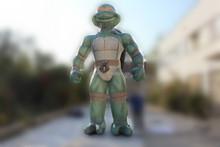 giant anime character Fair promotional inflatable Ninja turtle