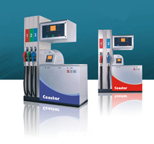 CS52 best excellent advanced fuel pump calibration machine, china famous brand best selling petrol pump fuel dispenser