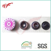 High quality diamond snap button,metal snap button,color snap buttons and nail head