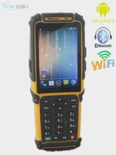 Cheap handheld android smartphone PDA barcode scanner TS-901S with wifi