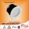 epistar 5730 92mm cutout recessed 15w smd led downlight