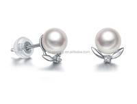 wholesale bride bulk pearl earring for wedding