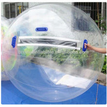Inflatable human bubble ball walk water