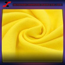 305gsm stretch knitting 88 nylon 12 spandex sportswear imitate cotton fabric