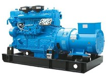 three phase output type marine generator 100kw with CCS, RINA, BV