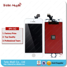 2015 Super Lowest Price Offers OEM A Quality For iphone 5 5g lcd digitizer replacement , for apple iphone 5 lcd with digitizer