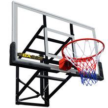 adjustable fiberglass giant basketball backboard