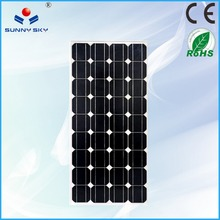 130w water cooled solar panels Factory direct sale TYM130