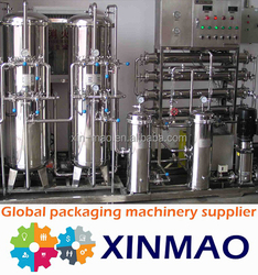 small business mineral water plant cost /bottled water machine