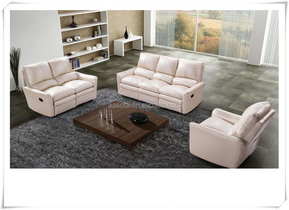 Lazy boy leather white recliner sectional sofa buy Leather lazy boy sofa
