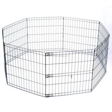 Pet accessories 150*150*62cm large dog metal fence