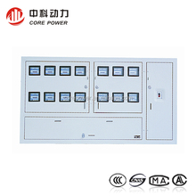Three Phase Electric Power Meter Electricity Meter Box