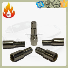 stainless steel head closed nut wheel locking lock bolt 55mm for chavolet