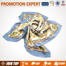 Join Top Fashionable Polyester Lady Scarf,100% Silk Scarf