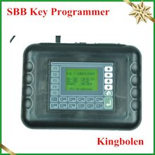 HOT SALE Excellent Silca Universal Car SBB vehicle Key Programmer V33.02 Update Software with Stable 2012 new sbb key programmer