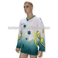 Wholesale fashion Custom Sublimated Hockey jersey