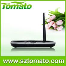 TV BOX fast CPU 1.8GHZ CS918 Big RAM 2GB ROM8GB Quad core RK3188 Bluetooth 1080P Android 4.2 RJ45 Smart TV dongle Remote control