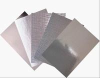 factory direct sale linen embossed paper