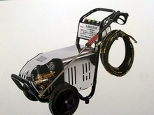 QL-690 Stainless steel electronic engine driven car steam wash machine