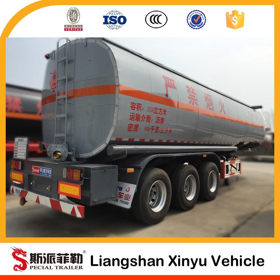 Tractor Supply Axle Trailer : Tri axle tanker trailer for tractor gasoline crude oil