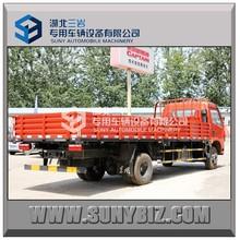 Dongfeng 4X2 medium duty cargo truck medium size medium size truck