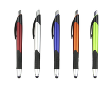 Sport stylus touch ball pen