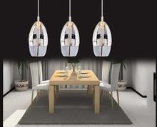 New design Customized crystal pendant light den pha le
