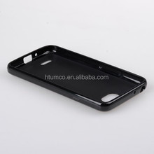 Newly design premium phone case,TPU case with screen protector,case shockproof for LG L65 Dual D285