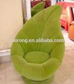 forma de la hoja completa tapicería de sofá de childern