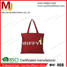 2015 Manufacturer Nylon Shopping Bags Ladies Promotional High Quality Durable Tote Bags
