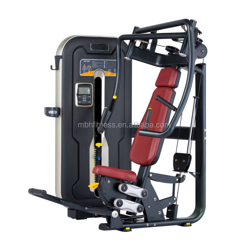 Machine Press Workout Press Machine Fitness