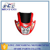 SCL-2013020406 QMC150 QMC200 accesories motorcycle Head light