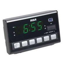 RCA Voice-Activated AM/FM Clock Radio - RC50