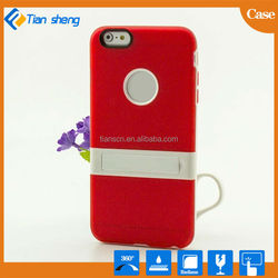 PC Shockproof Dirt Dust Proof Hard Matte Cover Kickstand Case For iPhone 5 5S