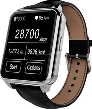 Heart rate monitoring smart watch for mobile phone,waterproof bluetooth smart watch