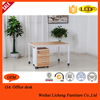 Executive wooden office desk/director office table design